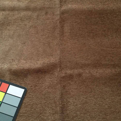 Brown Low Pile Chenille Upholstery Fabric | 54 Wide | By the Yard | Durable