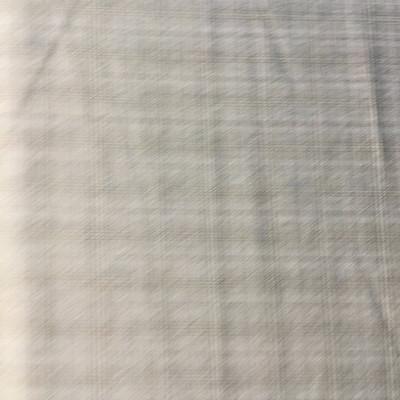 Beige Brown Plaid Fabric | Poly-Cotton Blend | Apparel Blouse Skirts Dresses
