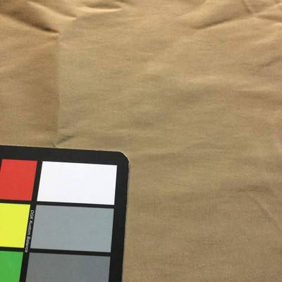 Iridescent Blue / Orange Taffeta Fabric | Med Weight Apparel | Formal Wear / Costume