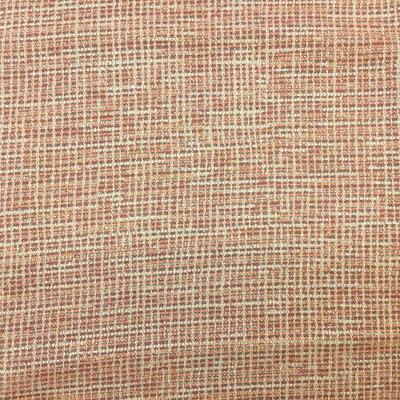 Textural  Woven in Autumn Red and Orange | Upholstery Fabric | 57 W | BTY