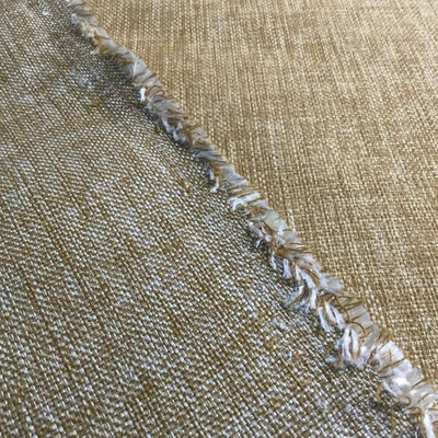Tonal Golden Yellow Upholstery Fabric | 54 Wide | By the Yard | Ultra Durable