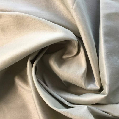 Muted Pale Green Sateen   Drapery / Slipcover Fabric   58 Wide   By the Yard