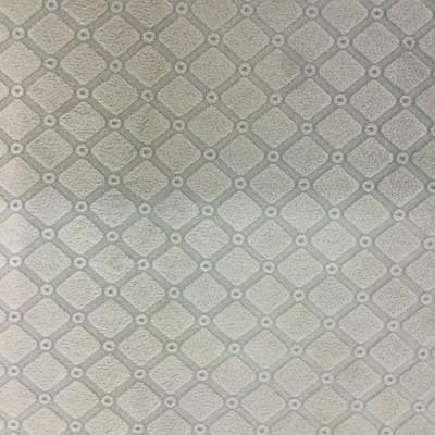 Light Green Velvet Diamonds | Upholstery Fabric | 59 Wide | By the Yard | Soft