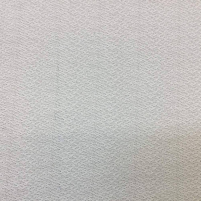 White Mesh Knit Upholstery Fabric | One Way Stretch | 55 Wide | By the Yard