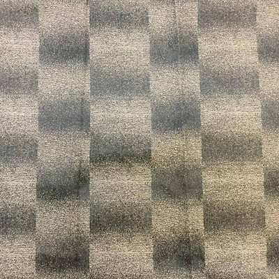 Black and Gray Vertical Ombre Stripes   Upholstery Fabric   55 W   By the Yard