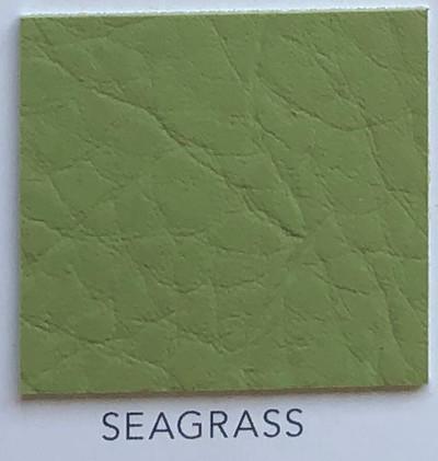 "Seagrass Green Marine Vinyl   Fortress Windspeed   54"" Wide   Sun & Salt Proof   Marine Vinyl"