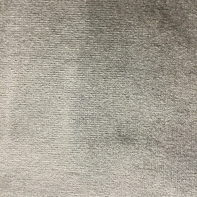 Pewter Gray | Apollo Velvet Upholstery Home Decor Fabric | 54 Wide | BTY | Soft