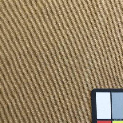 Dark Tan with Black   Heavyweight Upholstery Fabric   54 Wide   By the Yard