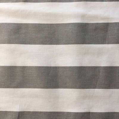 Gray and White Vertical Stripes | Home Decor Fabric | Premier Prints | 45 Wide