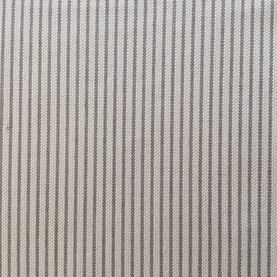 Gray / Beige Striped Fabric   Slipcovers / Drapery   54 Wide   By the Yard  