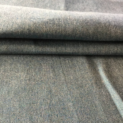 Heathered Teal | Indoor / Outdoor Fabric | Upholstery / Drapery | 54 Wide | By the Yard