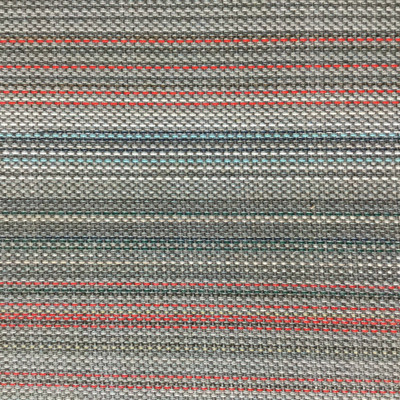 Striping Green and Red | Vinyl Mesh Sling | 54 Wide | By the Yard | Durable