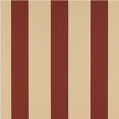 4985-0000   Havelock Brick Striped  Sunbrella   46 Inch   Marine And Awning