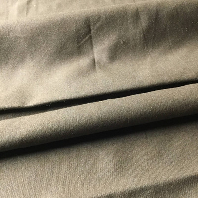 Olive Green Poly / Cotton Fabric | Apparel | Slipcovers | 60 W | BLOWOUT