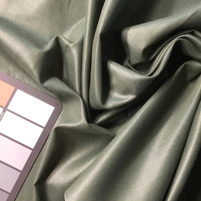 Forest Green Poly/Cotton Fabric   Apparel   Lining   45 W   BLOWOUT ITEM
