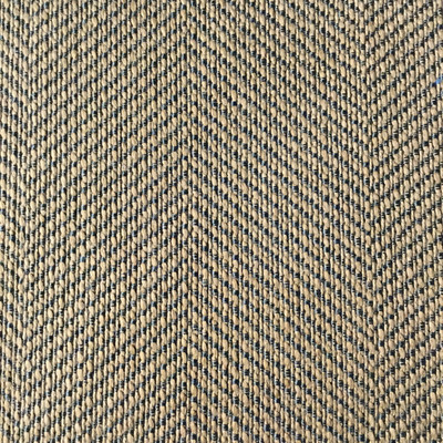 Brown Herringbone Twill | Upholstery Fabric | Heavy Duty | 54 Wide | By the Yard