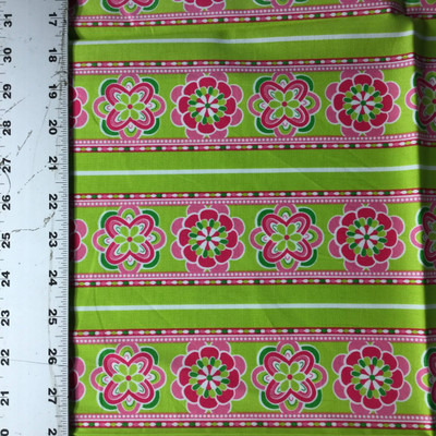 """Gi-Gi Greene Floral Stripes 