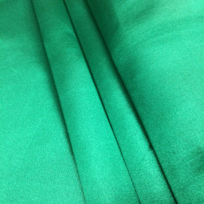 Emerald Green Solid Medium Weight Polyester Satin Fabric | Apparel | Lining| Crafts | Costume | By the Yard | 60 inch Wide