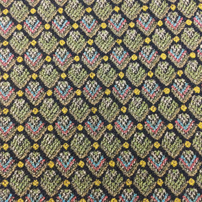 abstract damask knit fabric_261570
