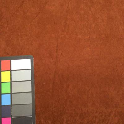 red brown microfiber fabric