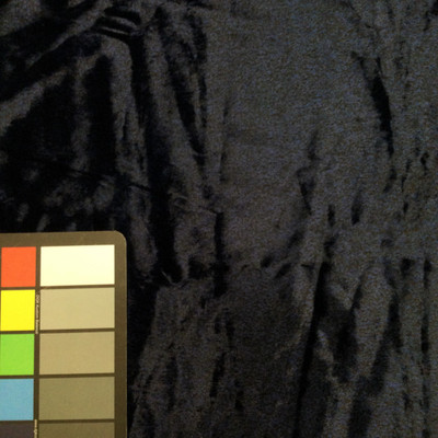 black purple speckled faux fur microfiber fabric