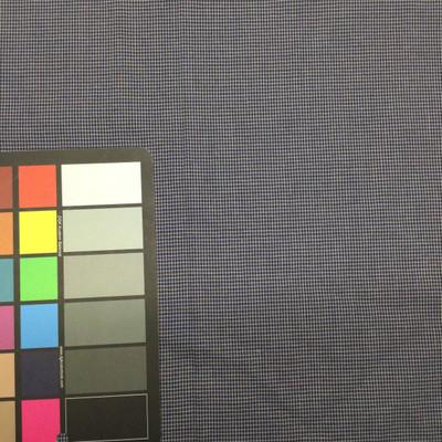 blue black white stripes checks fabric
