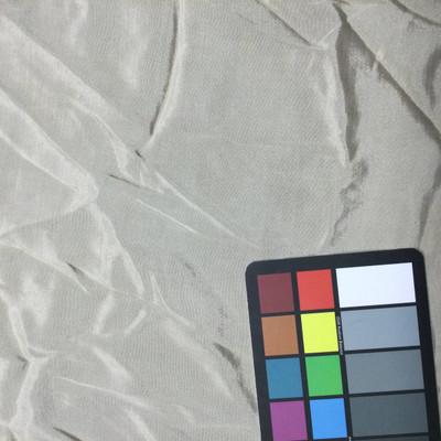 silvery grey lining fabric