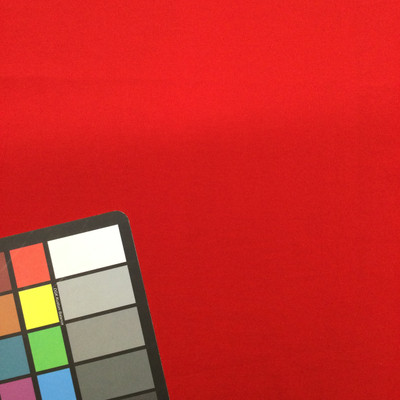 bright red lining fabric