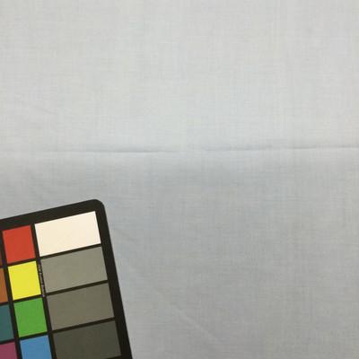 light blue poly cotton fabric