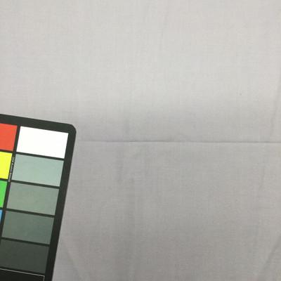 light grey poly cotton fabric
