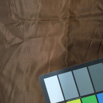 rich brown lining fabric
