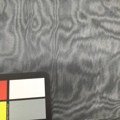 charcoal organza fabric