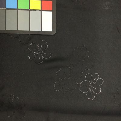 sparkle chiffon fabric