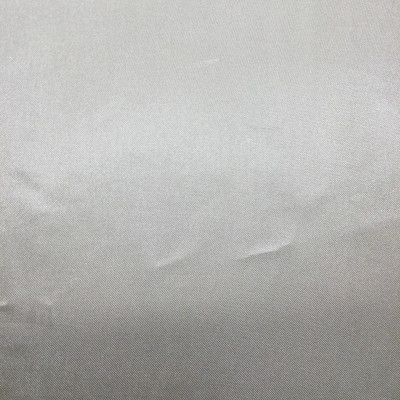 silvery beige poly satin fabric