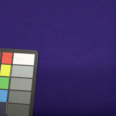 indigo purple chiffon fabric