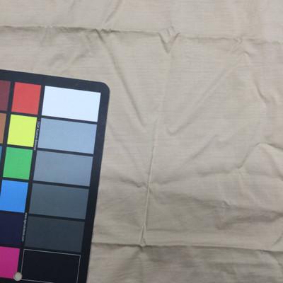 heathered tan nylon lining fabric