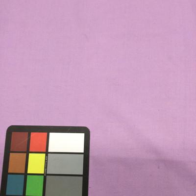 lavender purple poly cotton fabric