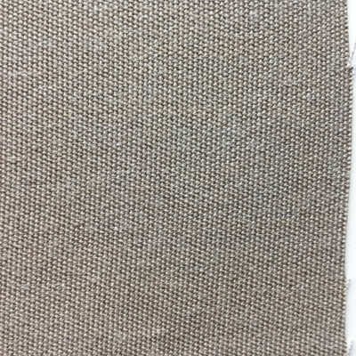 3.8 Yard Piece of  Indoor / Outdoor Fabric | Taupe | 54 Wide | Upholstery