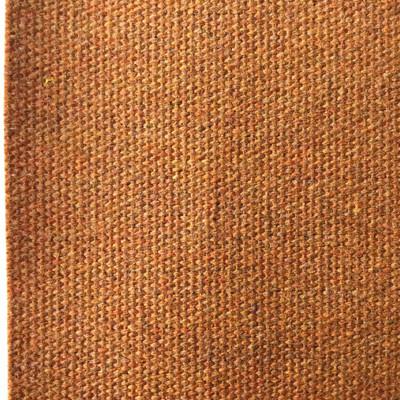 2.8 Yard Piece of  Indoor / Outdoor Fabric | Heathered Orange | 54 Wide | Upholstery