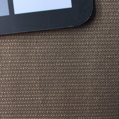 4.3 Yard Piece of  Indoor / Outdoor Fabric | Two Toned Tan | 54 Wide | Upholstery