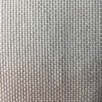 3.8 Yard Piece of  Indoor / Outdoor Fabric | Beige with Silver | 54 Wide | Upholstery