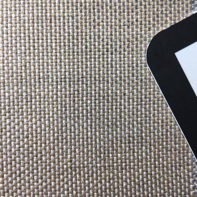 3.05 Yard Piece of  Indoor / Outdoor Fabric   Greige   54 Wide   Upholstery