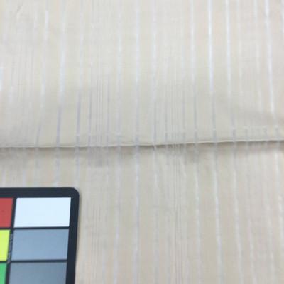 tan sheer stripes semi