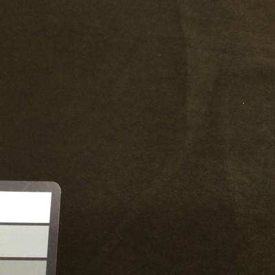 brown suede microfiber fabric