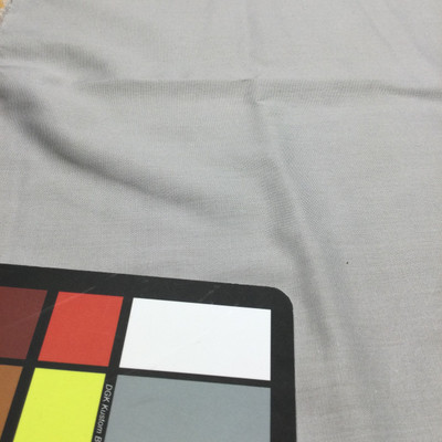 lighter grey poly cotton fabric