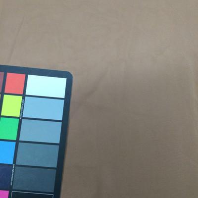 medium tan chiffon fabric