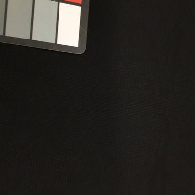 black chiffon fabric