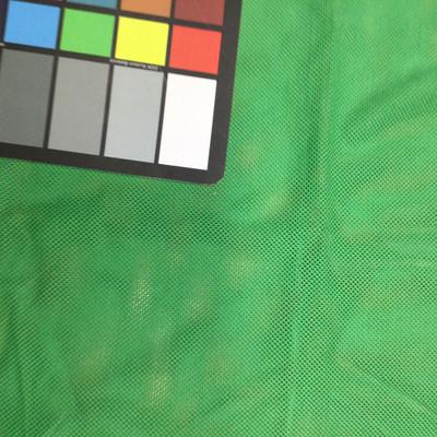 bright green sports mesh