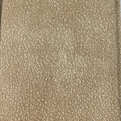 1.8 Yard Piece of Micro Suede Fabric   Tan   Felt-Backed   Upholstery / Bag Making   54 Wide