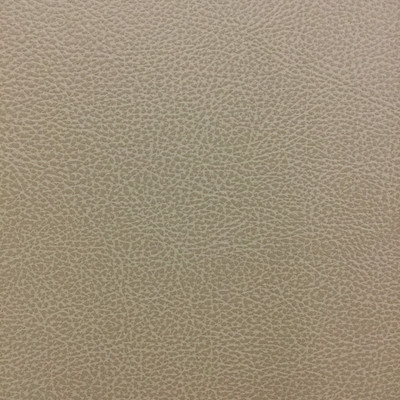 4.8 Yard Piece of Faux Leather Vinyl Fabric | Tan Lightly Textured | Felt-Backed | Upholstery / Bag Making | 54 Wide